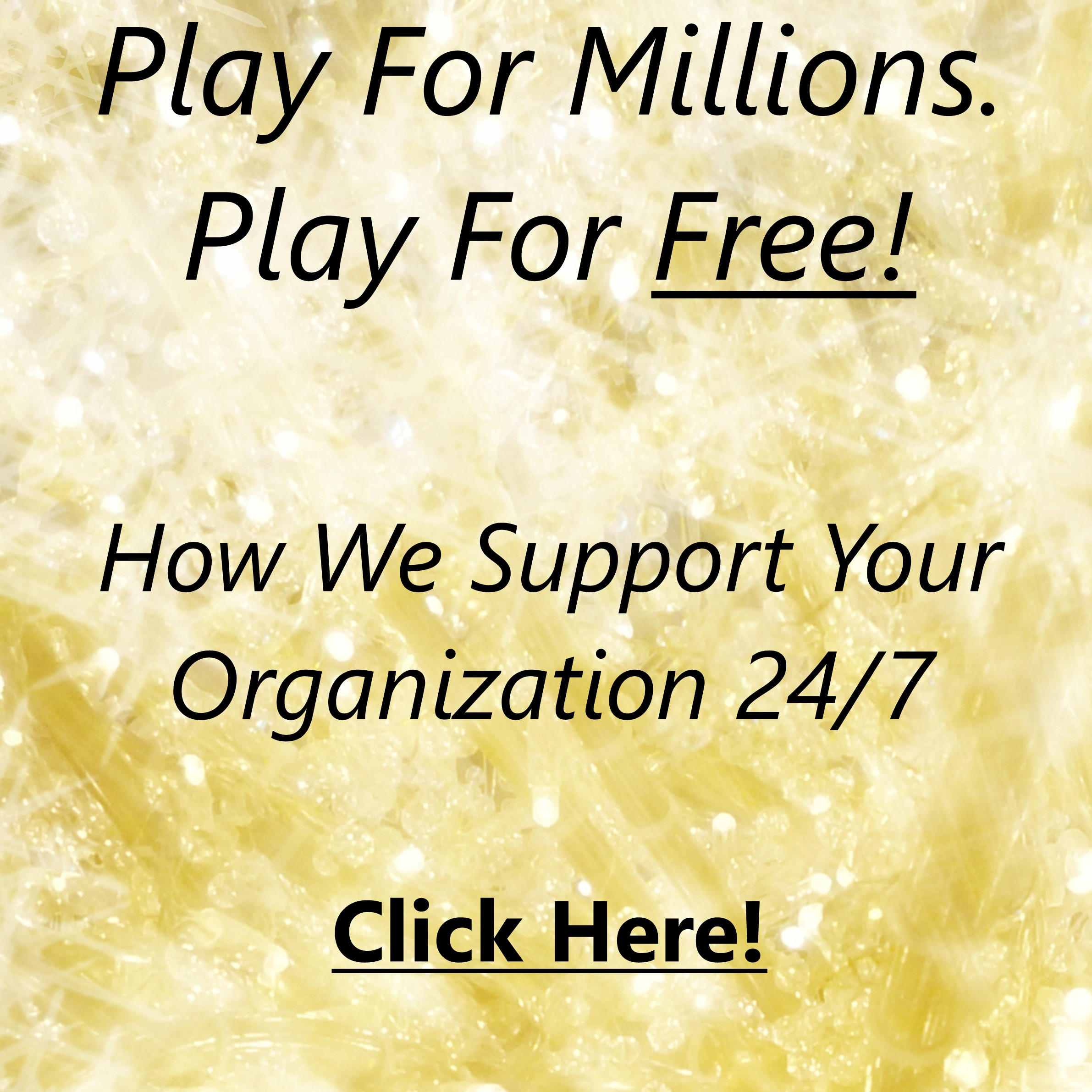We Support Your Organization 24/7
